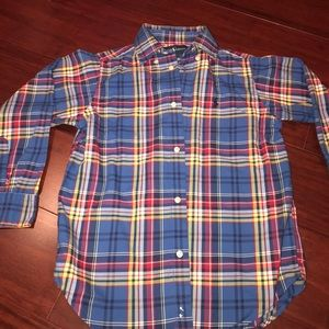 Polo Ralph Lauren, Boys, Size 7, button down, GUC.